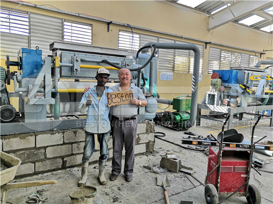 Egg Tray Making Machine in Dominica
