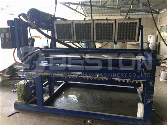 Small Egg Tray Machine in the Philippines