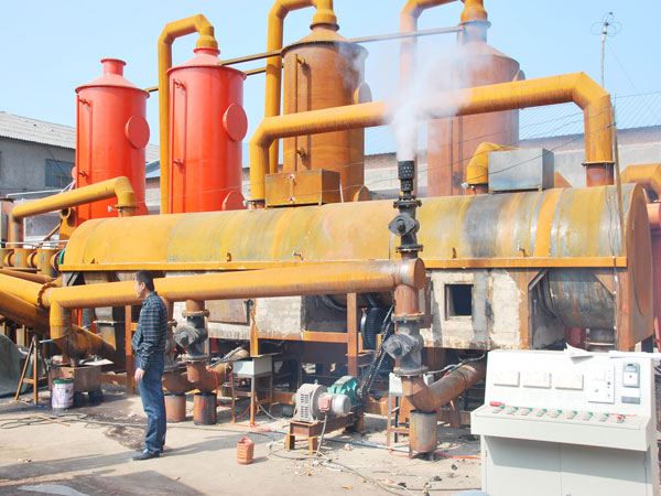Beston - Carbonization Plant Manufacturer