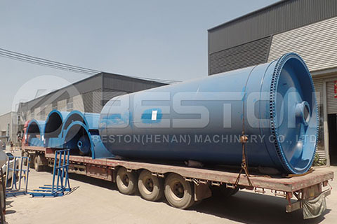 Pyrolysis Machine for Sale